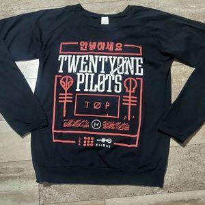 TwentyOne Pilots T-Shirt Size L